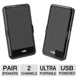 Cyber Acoustics CA-2988 USB Power Speaker