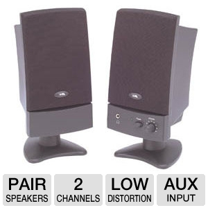 Cyber Acoustics CA-2100 Speakers