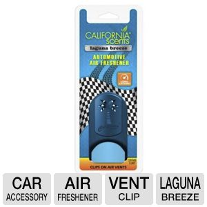California Scents VCP-602TRMC Laguna Breeze Clip