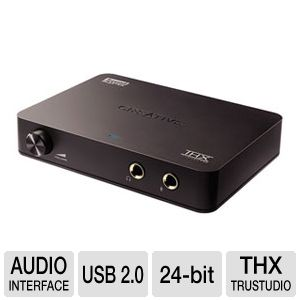 Creative Labs Sound Blaster X-Fi HD 