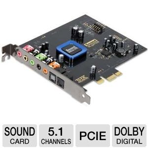 Creative Labs SoundBlaster Recon3D Sound Card