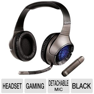Creative Labs SB World of Warcraft Wireless Headse