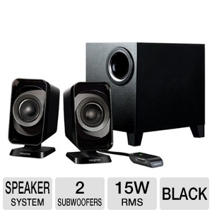 Creative Labs Inspire T3130 PC Speakers