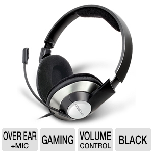 Creative Labs ChatMax HS-620 Gaming Headset
