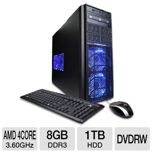 CyberpowerPC Gamer Ultra GU6021 Gaming PC