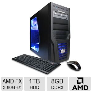 CyberpowerPC Gamer Ultra AMD Radeon PC