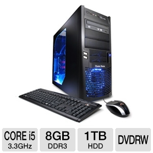 CyberpowerPC Gamer Xtreme GX6102 Gaming PC