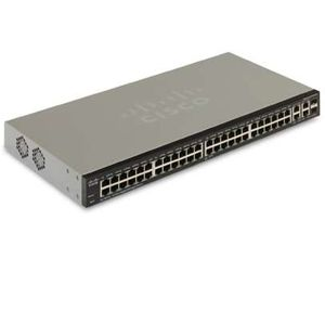 Cisco SG 300-52 52 Port Gig Managed Switch 104Gbps