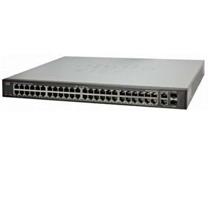 Cisco Small Business SF200-48P Managed PoE Switch
