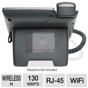 Cisco Wireless-N Bridge for Phone Adapters REFURB