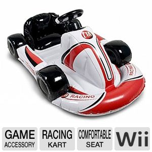 CTA WI-CAR Wii Inflatable Racing Kart