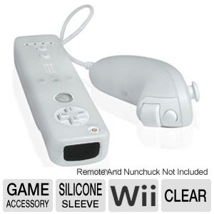 CTA Digital WI-SSC Wii Silicone Sleeve