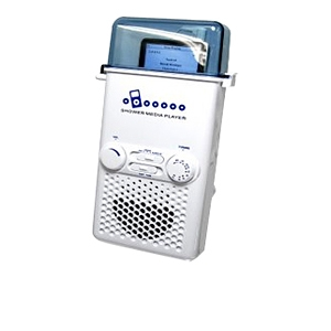 CTA IP-SMP Shower Media Player with Radio
