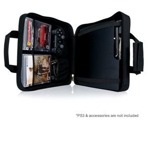 CTA Digital SPS3-MFB PS3 Slim Carrying Case