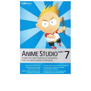 Smith Micro Anime Studio Debut 7