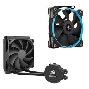 Corsair Hydro Series H90 Liquid Cooler Bundle
