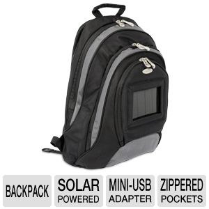V-Dimension vPure Solar Power Backpack