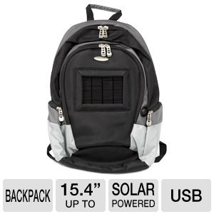 V-Dimension Raptor Solar Power Backpack