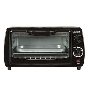 Better Chef IM-266B Black 9-Liter Toaste