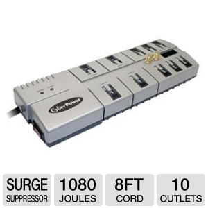 CyberPower 1080 Surge Suppressor