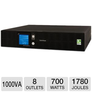 CyberPower Systems Smart App Sinewave 1000VA UPS