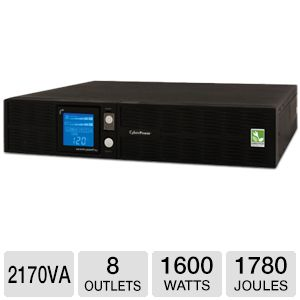 CyberPower Systems Smart App Sinewave 2170VA UPS