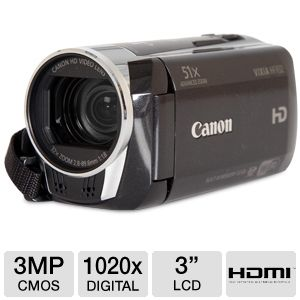 Canon 5975B003 VIXIA HF R32 Full HD Camcorder