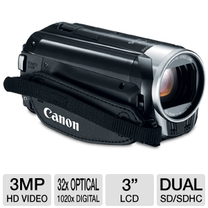 Canon 5978B001 VIXIA HF R300 Full HD Camcorder