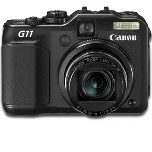 Canon PowerShot G11 3632B001 Digital Camera REFURB