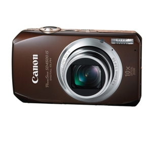 Canon PowerShot SD4500 IS Digital Camera  REFURB