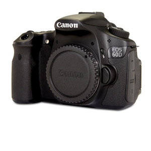 Canon EOS 60D 18MP Digital SLR Camera Body