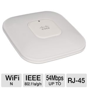 Cisco AIR-AP1142N-A-K9 Aironet 1140 Access Point