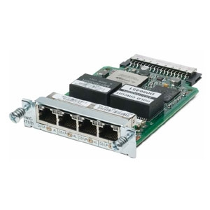Cisco HWIC-4T1/E1 WAN Interface Card