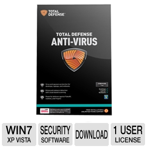 Total Defense Anti-Virus Software Download
