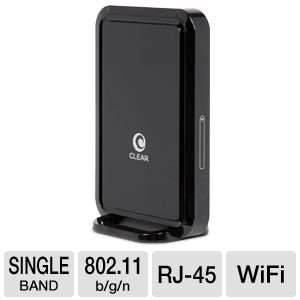 CLEAR Hub Express No Contract 4G Modem