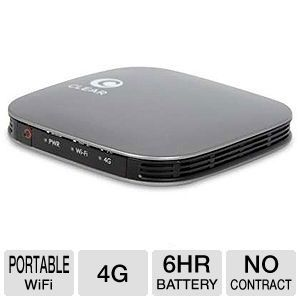 CLEAR Spot Voyager Wireless Hotspot - Refurbished