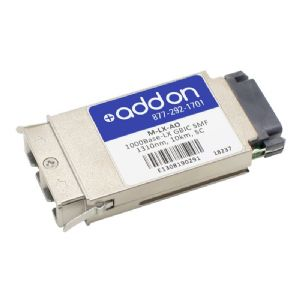 AddOn Brocade M-LX Compatible GBIC Transceiver