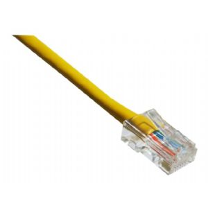 Axiom patch cable - 1 ft - yellow