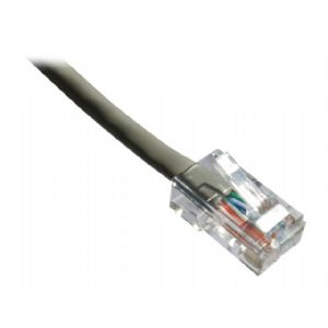Axiom patch cable - 100 ft - gray