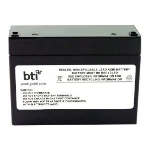BTI UPS Replacement Battery for APC RBC10