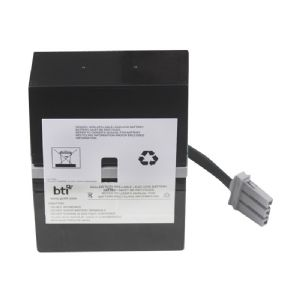 BTI UPS Replacement Battery for APC RBC33