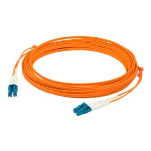 AddOn 25m LC OM1 Orange Patch Cable - patch cable