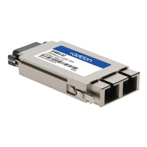 AddOn HP JD486A Compatible GBIC Transceiver - GBIC