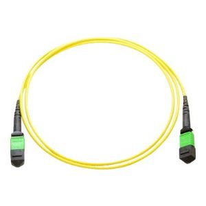 Axiom network cable - 6.6 ft - yellow