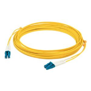 AddOn 1m LC OS1 Yellow Patch Cable - patch cable