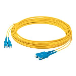 AddOn 30m SC OS1 Yellow Patch Cable - patch cable