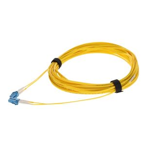 AddOn 30m LC OS1 Yellow Patch Cable - patch cable