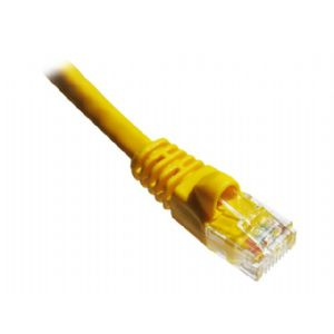 Axiom patch cable - 75 ft - yellow