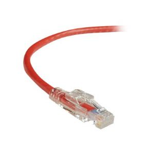 Black Box GigaTrue 3 patch cable - 15 ft - red