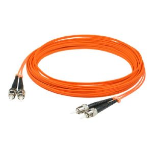 AddOn 6m ST OM1 Orange Patch Cable - patch cable